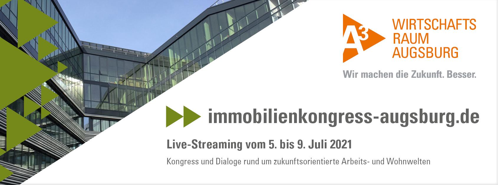 Immobilienkongress Augsburg